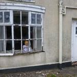 Gammalt hus. Laxey