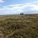 Hedlandskap nära Cregneash