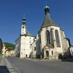 Kostol Sv Kateriny. Banska Stiavnica (U)