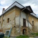 Synagogan. Bardejov (U)