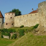 Del av stadsmuren. Bardejov (U)