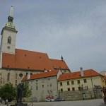 Dom Sv Martina. Bratislava