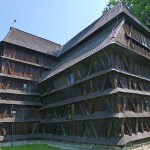 Träkyrkan. Hronsek (U)