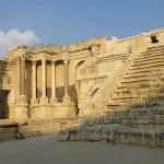 Romerska teatern. Beit Shean
