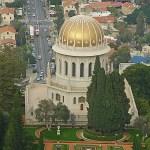 Bahaitemplet, Haifa (U)