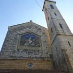 Johannes Döpares kyrka. Ein Kerem