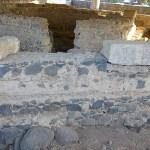 Petrus hus. Kapernaum