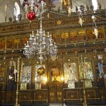Födelsekyrkan. Betlehem (U)