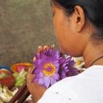 Böneceremoni. Anuradhapura