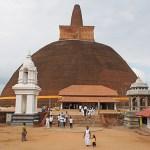 Abhayagiri dagoba. Anuradhapura (U)