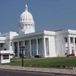 Gamla stadshuset. Colombo