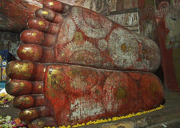 Grotta 1. Dambulla (U)