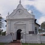 Holländska kyrkan. Galle (U)