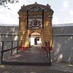 Holländska fortet. Matara