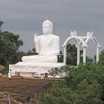 Den stora Buddhan. Mihintale