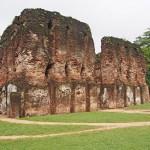 Kungliga palatset. Polonnaruwa (U)