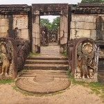 Hatadage. Polonnaruwa (U)
