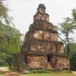 Satmahal Prasada. Polonnaruwa (U)