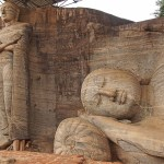 Gal Vihara. Polonnaruwa (U)