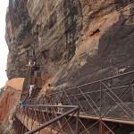 Vägen till toppen. Sigiriya (U)