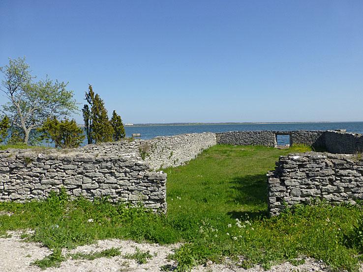 Kalklada. Kyllaj. Gotland