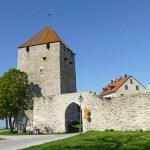 Kruttornet. Visby (U). Gotland