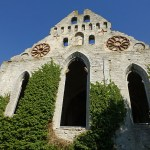 S:t Nicolai kyrka. Visby (U). Gotland