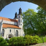 Domkyrkan S:ta Maria. Visby (U). Gotland