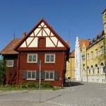 Burmeisterska huset. Visby (U). Gotland