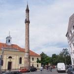 Minareten. Eger