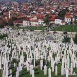 Balkankriget skördade många offer! Sarajevo