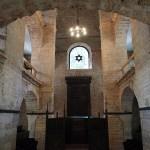 Den gamla synagogan. Sarajevo