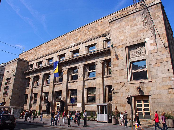 Centralbanken. Sarajevo