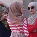 Moderiktiga muslimska kvinnor! Sarajevo