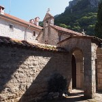 Klostret Duljevo. Montenegro