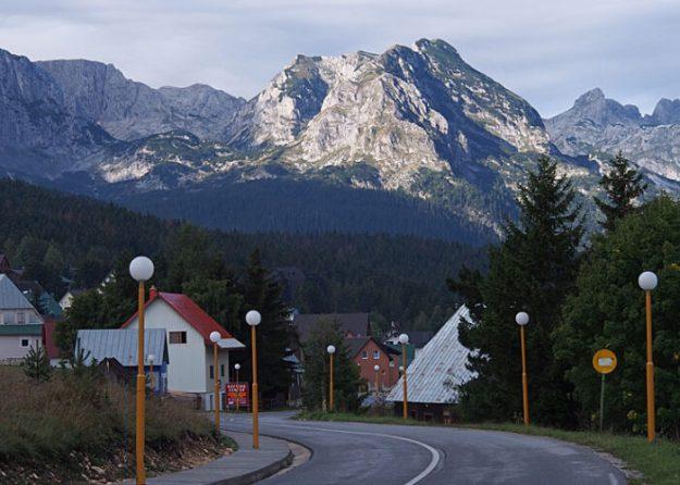 Byn Zabljak. Durmitor National Park. Montenegro (U)