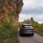 Vägen in i Montenegro!