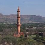 Indiens näst högsta minaret. Fort Daulatabad