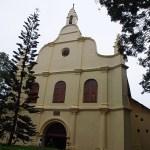 Sankt Franscicus kyrkan. Fort Kochi