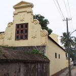 Holländskt hus. Fort Kochi