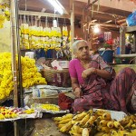 Marknaden. Panjim. Goa