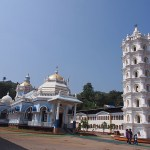 Shri Manguesh templet . Goa