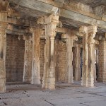 Vittala templet. Hampi (U)