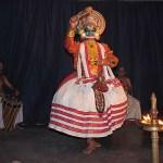 Kathakalidans. Ernakulam