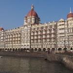 Hotellet Taj Mahal Palace. Mumbai