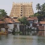 Templet Shri Padmanabhaswany. Trivandrum