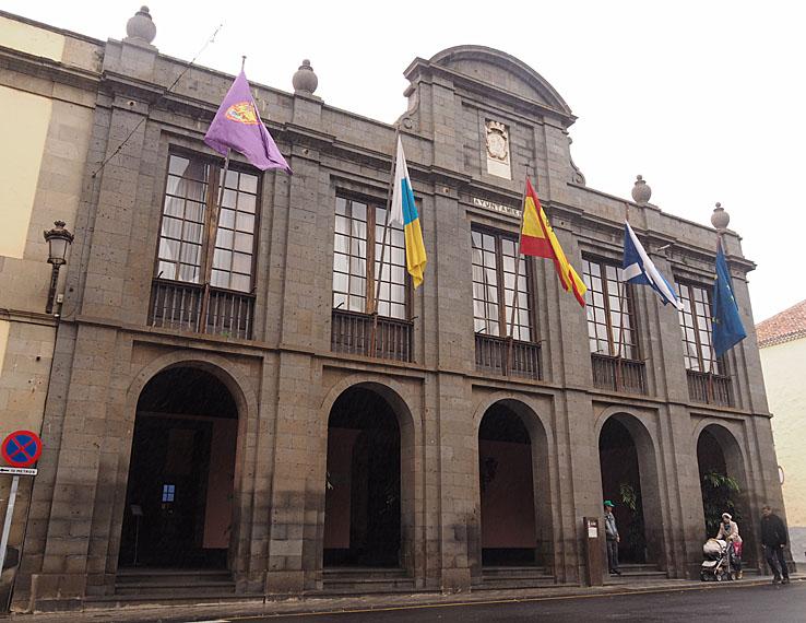 Stadshuset. San Cristobal de La Laguna (U)