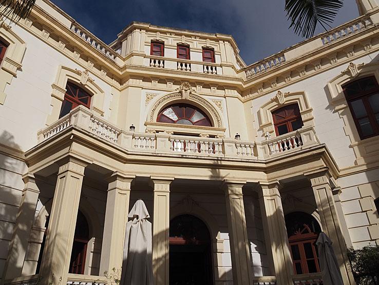 Azero Rodriguez hus. San Cristobal de La Laguna (U)