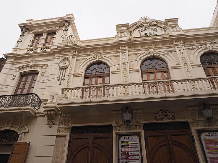 Teatro Leal. San Cristobal de La Laguna (U)