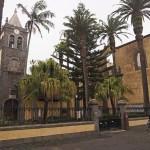 Kyrkan och f d klostret Sankt Augustin. San Cristobal de La Laguna (U)